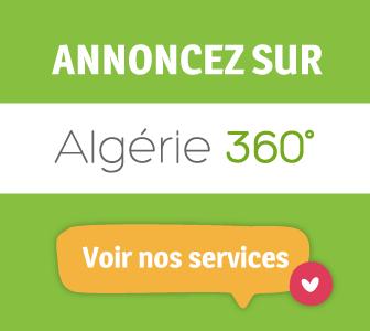 Communiquez sur Algerie360.com