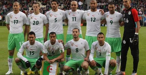 Classement FIFA: L'Algérie perd de nouveau trois places, l'Egypte classé 9eme