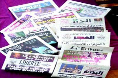 Quand la presse algérienne fait biz biz avec les Américains…