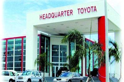 Malgré les rappels de véhicules ayant ébranlé,le groupe Toyota premier constructeur mondial en 2010