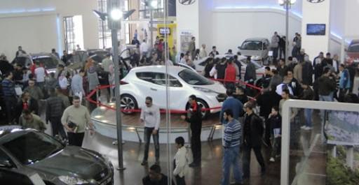 14éme salon international de l'automobile d'Alger,Une clôture en apothéose