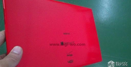 Sirius, la première tablette Nokia