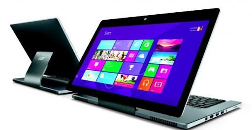 Acer Aspire R7, le PC articulé joue la carte de la polyvalence