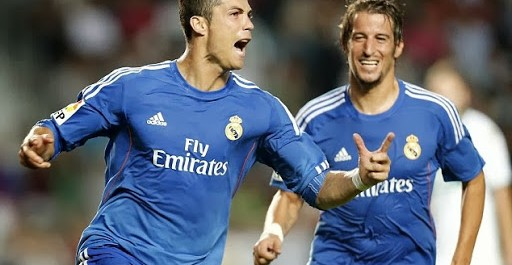 Elche 1:2 Real Madrid Spain liga bbva 25-09-2013