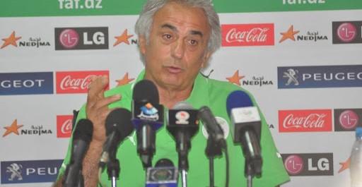 Vahid halilhodzic parle de : Burkina Faso vs Algérie