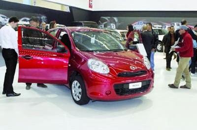 Salon de l'automobile, Nouveautés crédit à zéro intérêts et délais de livraison réduits