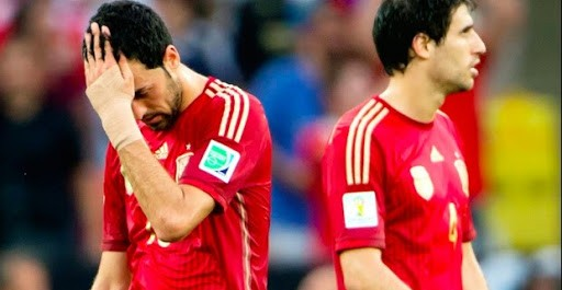 2006-2014 : Respect pour l'Espagne !