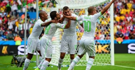 Allemagne – Algérie : Vous pouvez le faire !