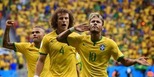 Brésil – Neymar: «Nous avons progressé»