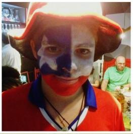Chili : «On va tuer le Brésil !», Interview des chiliens après le match contre l'Espagne