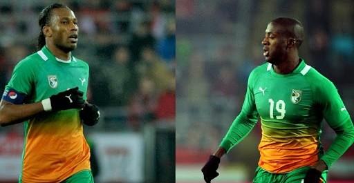 Côte D'ivoire: Drogba et Yaya à couteaux tirés pour le capitanat