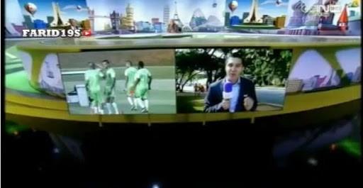Emission Algérie à la coupe du monde 2014, 17/06/2014