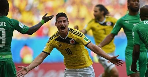 La Colombie enchaîne face à de vaillants Ivoiriens et entrevoit les huitièmes