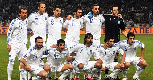 La Grèce s'invite en huitième !