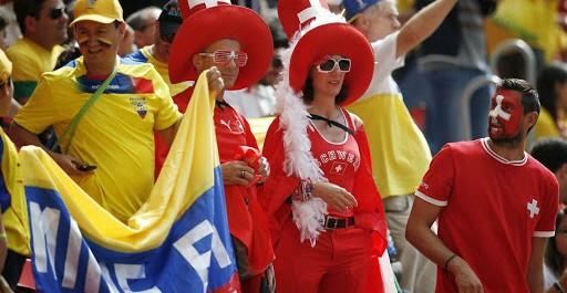 La Suisse s'impose au finish