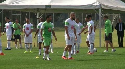 l'Algérie prépare le premier 8e de son histoire