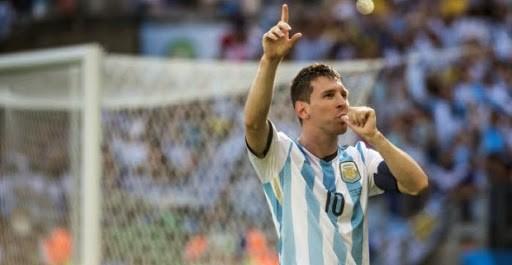 L'Argentine : La croix de Messi