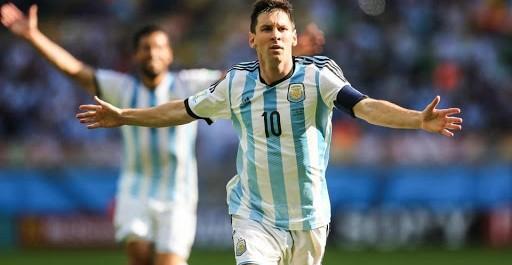 L'Argentine n'a pas été au niveau mais peut dire un grand merci à Messi