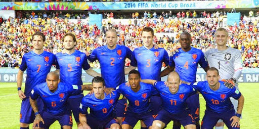Les Pays-Bas veulent éviter le Brésil