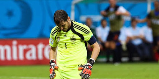 Maradona : en rajoute une couche sur Casillas !