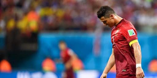 Portugal : Cristiano Ronaldo ne se fait pas d'illusions