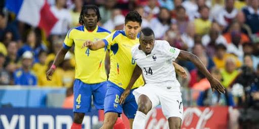 Quel a été le meilleur Français contre l'Équateur ?