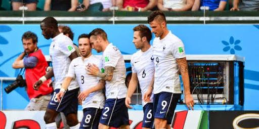 Quel adversaire voulez-vous pour l'équipe de France en huitièmes ?