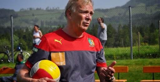 Volker Finke: Malgré la débâcle brésilienne, il veut rester au cameroun