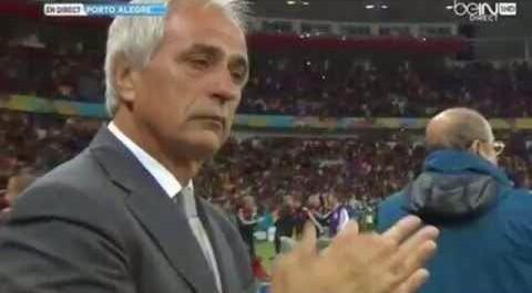 EN : Quel bilan pour le coach Vahid Halilhodžić au Mondial 2014 ?