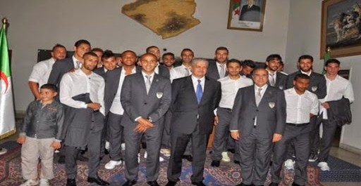 L'équipe nationale conviée à un f'tour par le Premier ministre