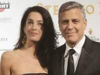 Mariage de George Clooney et d'Amal Alamuddin : La mairie de Chelsea prise d'assaut