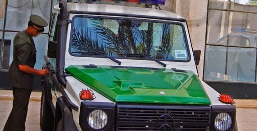 Le premier tout-terrain made in Algeria enfin produit : Tout un « Symbole »