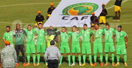 CAN 2015 : La CAF confirme l'Algérie dans le chapeau 2