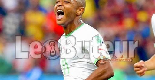 EN : Brahimi mieux inspiré en seconde mi-temps