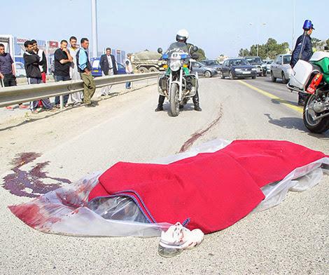 relizane un mort dans un accident de la route zemmoura alg rie360. Black Bedroom Furniture Sets. Home Design Ideas