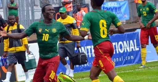 Arrivee L'équipe du Sénégal à Mongomo en Guinée équatoriale CAN 2015