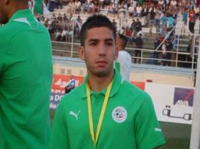 Interview avec Abdelmoumene Djabou Quarante-huit heures Avant le match Algérie Côte-d'Ivoire