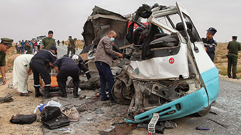 Le permis à points et la révision du Code de la route pour réduire les risques d'accidents (DGSN)