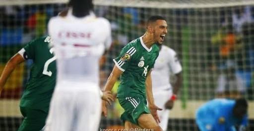 L'équipe nationale algérienne ambiance fort à malabo Après la qualification CAN 2015