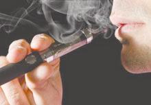 Santé : la cigarette électronique 5 à 15 fois plus cancérigène que le tabac