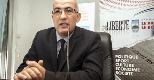 """Si El-Hachemi Assad, SG du HCA, hier au forum de """"Liberté""""  """"Tamazight est l'affaire de toutes les institutions"""""""