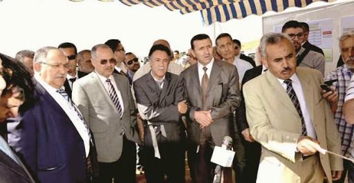 "Abdelkader Kadi insiste  ""Le contournement de Djebel Ouahch sera livré à temps"""