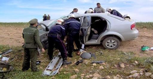 Mascara : 3 morts et 2 blessés sur la route