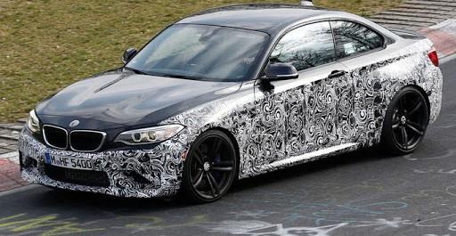 BMW M2, Bodybuildée