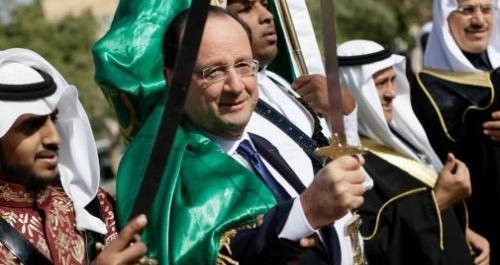 Bouteflika entre le laïc Hollande et le salafiste Hamadache