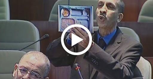 Vidéo. Le député «Spécifique» Tahar Missoum accable le ministre de l'enseignement supérieur
