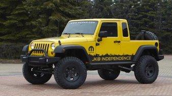 Jeep : le pick-up sera-t-il un Wrangler ?