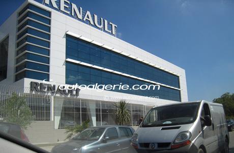Renault Algerie Talisman Megane Puis Kwid Les Trois Grosses