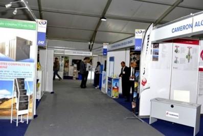 Ouargla: Plus de 100 exposants présents au 5ème salon international Hassi-Messaoud-expo