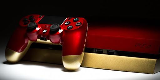 PS4 : La customisation ultime des couleurs